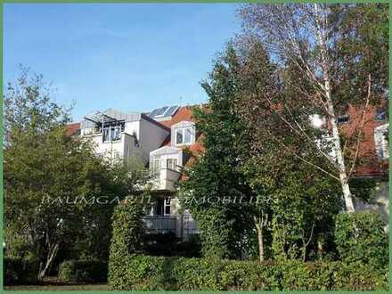 KAPITALANLAGE - Dresden-Weißig - 2 Zimmer mit Terrasse, Gartenanteil, Duplexparker
