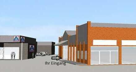 Einzelhandelsfläche/Ladenlokal in Top-Aldi-Lage