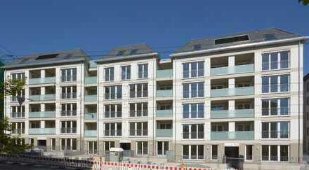 Schicke 5-Zi.-Wohnung mit Dachterrasse und EBK