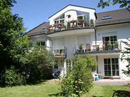 Helle, gepflegte 2-Zimmer-Wohnung in attraktivem Wohnhaus in Obersendling, München