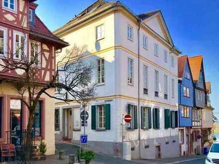 Freundliche 4-Zimmer-Wohnung in der Altstadt von Aschaffenburg (Provisionsfrei)