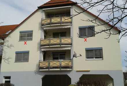 Top-Lage, 94qm, 3 Zi.Dachg.Wohnung, Buchloe-Zentrum,Balkon,TG,provisionsfrei