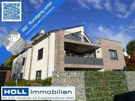 * * * Mühlheim - Rote Warte * * *  Top ausgestattete 5-Zimmer-Wohnung mit 2 herrlichen Terrassen