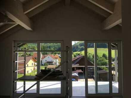 Exklusive, neuwertige 3-Zimmer-Dachgeschosswohnung mit Balkon in Inzlingen