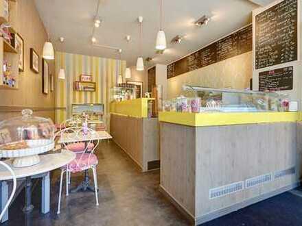 Gut eingeführtes französisches Café in Volksdorf sucht liebevolle Nachfolgerin!