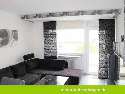Großzügige 3-Zimmerwohnung mit Küche und Balkon