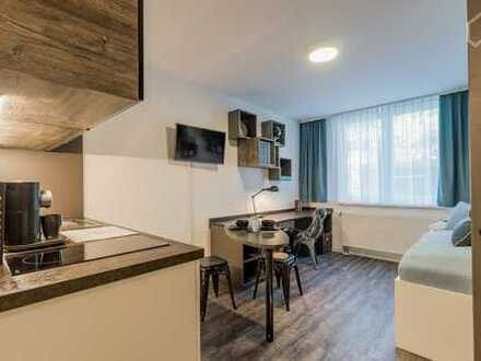 Schöne ein Zimmer Wohnung in Berlin, Mitte