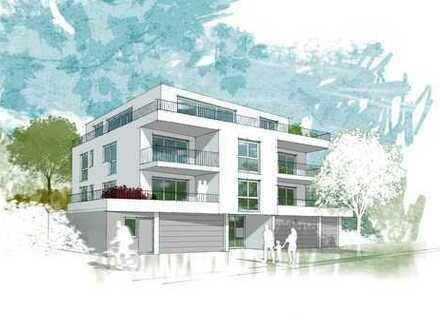 Moderne, helle 4-Zimmer-Dachgeschosswohnung