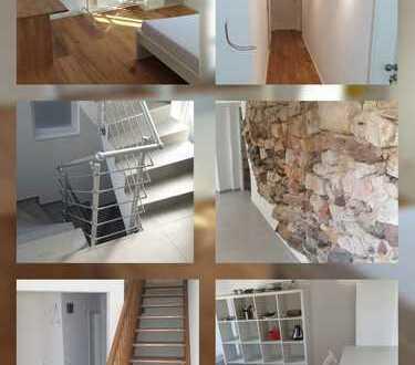 Erstbezug nach Sanierung mit Einbauküche: schöne 1-Zimmer-Wohnung in Kahl am Main