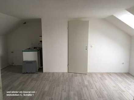 Do-Schüren, südlich der Stadtkrone Ost ! Renovierte 2 Zimmer 45m² DG Wohnung mit neuer Singleküche !