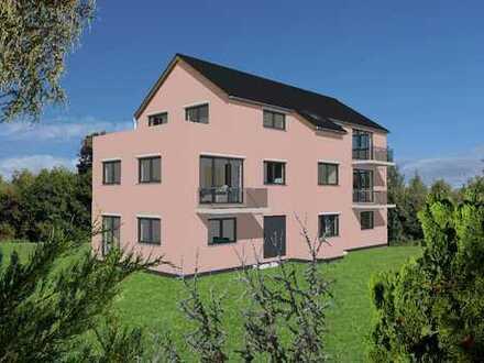 Weinheim OT schöner Wohnen, Sonnenuntergang genießen auf einer ca. 21 m² großen Dachterrasse