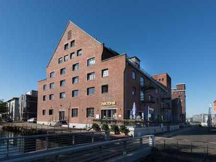 Moderne Büroflächen in attraktivem Speicher direkt am Duisburger Hafen * PROVISIONSFREI*