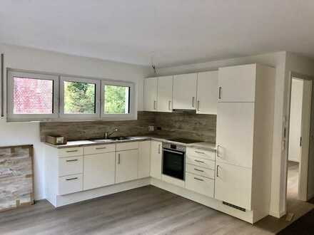 Neuwertige 2-Raum-Wohnung mit Balkon und Einbauküche in Schwäbisch Hall