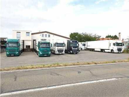 Hochwertige Gewerbegeimmobilie - Nutzfläche 1.500 m² - 6 Kühlzellen 390 m² - GFL 3.000 m²