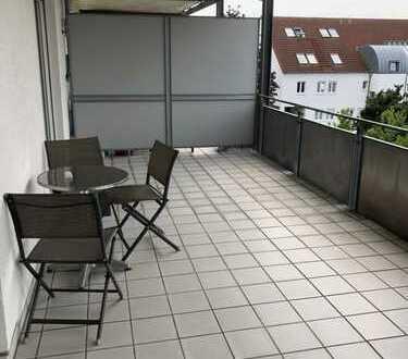 Großzügig geschnittene Eigentumswohnung mit Balkon