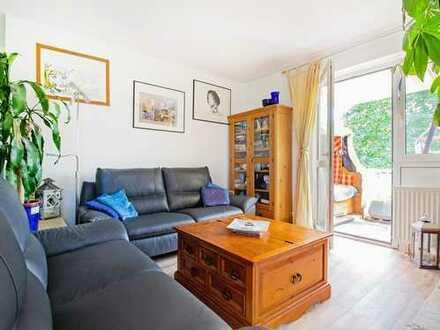 Charmante 3-Zimmer-Wohnung in familienfreundlicher, ruhiger Lage