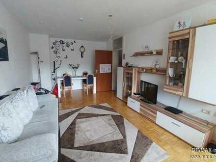 2 Zimmer Wohnung mit Balkon in Burglengenfeld