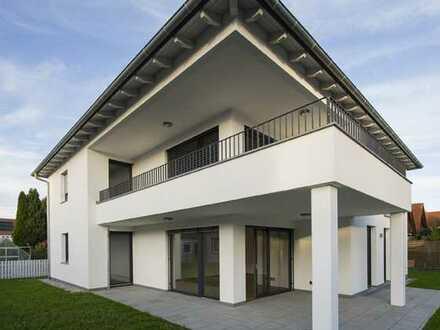 Moderne Gartenwohnung mit gehobener Ausstattung