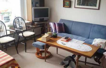 Praktisch geschnittene 3-Zimmer-Wohnung mit Balkon!