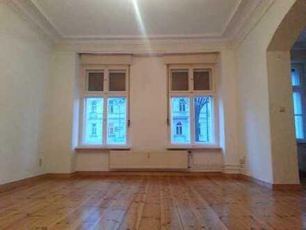 Perleberger Straße! Traumhafte 3 Zimmewohnung in Tiergarten - Dielenfußboden - ca 99 m² - 1.199 € wa