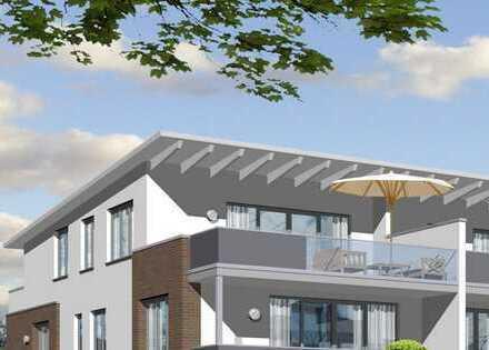Penthouse-Wohnung mit 2 Dachterrassen