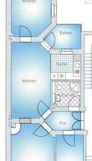 4-Zimmer-Eigentumswohnung im historischen Paulusviertel - Für Sie provisionsfrei!