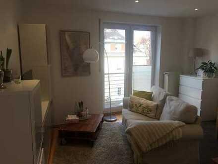 Helle Zwei-Zimmer-Wohnung in zentraler Lage