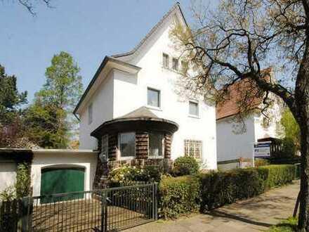 Freistehendes Einfamilienhaus in der südlichen Gartenstadt!