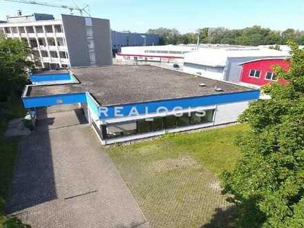 TOP-LAGE - Lager-/ Produktionsfläche mit Büro zu verkaufen!