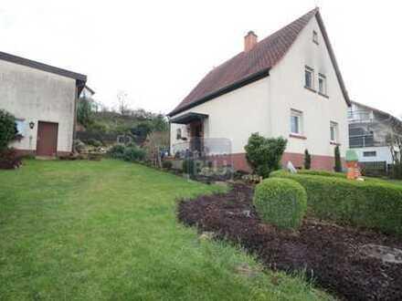 Freistehend, großer Garten, Wintergarten, Garage, ruhige Lage, Nebengebäude, ...!!
