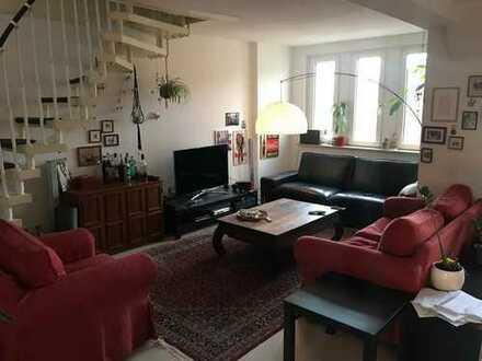 Schöne Maisonette Wohnung in der Nähe vom Hauptbahnhof