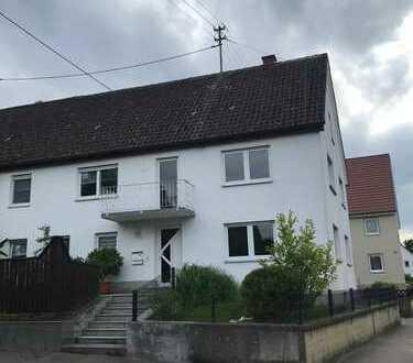 Wohnung in Ichenhausen / Deubach - 105 m², 3 Zimmer