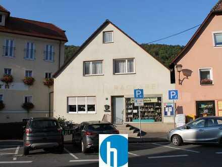 Ein Haus - Ein Laden - Viel Platz