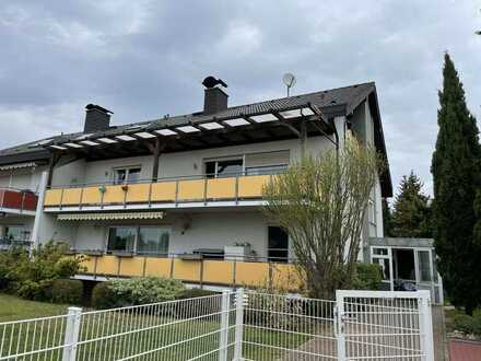 Helle und schöne 130m² Wohnung in Ladenburg
