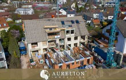 """NEUBAU PROJEKT """"OW49"""" 3-Zimmer Maisonettewohnung mit Balkon und Dachterrasse"""