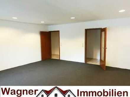 Schöne Büro und Praxisräume mit 100m², 3 Räume plus Küche, Dusche und WC im Industriegebiet!