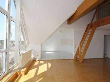 Niederkassel-Ort: lichtdurchflutete Eigentumswohnung mit wunderbarer Aussicht, KFZ-Stellplatz