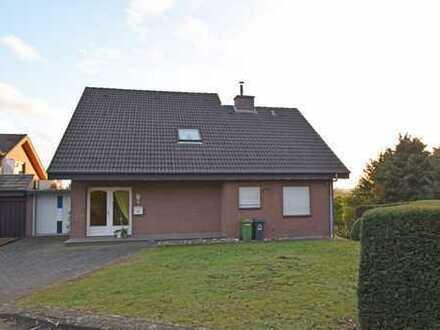 Gepflegtes Einfamilienhaus auf Eigentumsgrundstück im Herzen von Bad Iburg