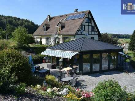 Gut eingeführtes Gästehaus mit Restaurant in Motzersreuth zu verkaufen
