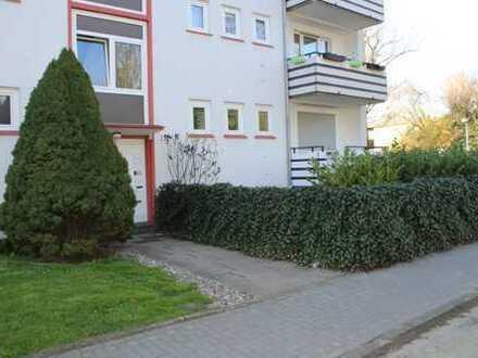 Erdgeschosswohnung mit Gartenalleinnutzung