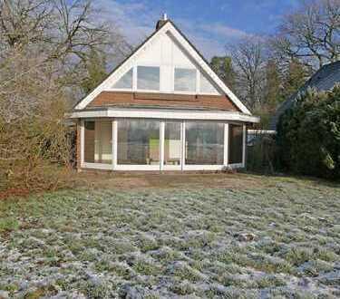 Natur pur! Großzügiges Einfamilienhaus mit Südgarten an den Wümmewiesen