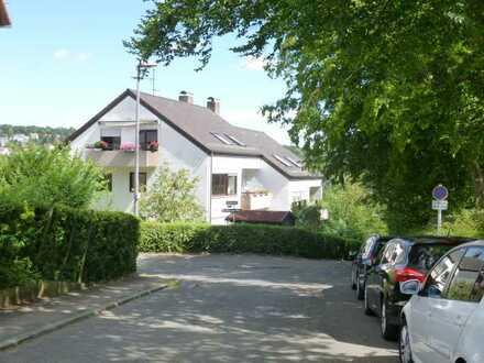 S-Sillenbuch, 3-ZW mit Balkon in ruhiger Ortsrandlage
