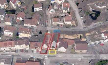 ++NEU++ Anlageobjekt inklusive Baugrundstück zur Erweiterung mitten in Backnang zu verkaufen ! +++