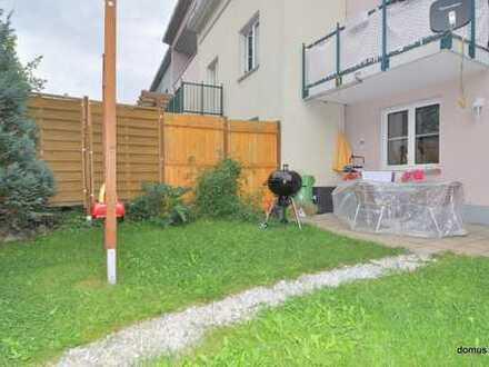 Plauen Reusa / Sorga - attraktives RM-Haus mit Garten-Terrasse-Balkon Süd/West -ruhige Lage