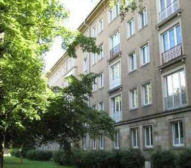 Schöne 2- Zimmerwohnung in der Pirnaischen Vorstadt