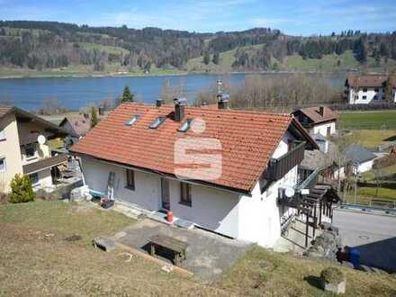 See- und Bergblick inklusive