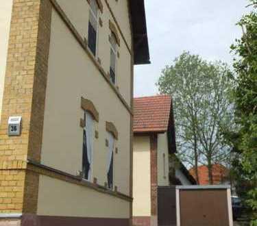 Imposantes Grundstück, bebaut mit einem EFH und einem Mehrfamilienhaus im Leipziger Südraum