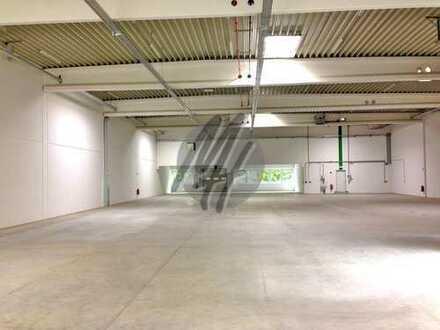 KEINE PROVISION ✓ NÄHE BAB ✓ RAMPE + EBEN ✓ Lagerflächen (500 m²) & kleines Lagerbüro zu vermieten