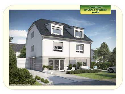 Neubau-Doppelhaushälfte in TOP-Lage von Marienborn