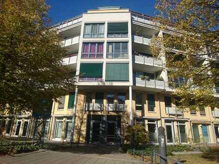 Großzügige 2-Zimmer-Wohnung mit sonniger Terrasse direkt an der TU Dresden!